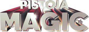 logo ufficiale di Pistoia Magic, lo spettacolo di magia di Pistoia