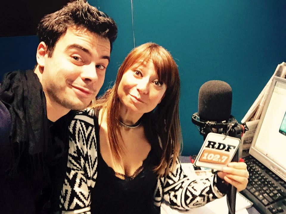 "Magia a Lady Radio e RDF per lo spettacolo ""Pistoia Magic"""