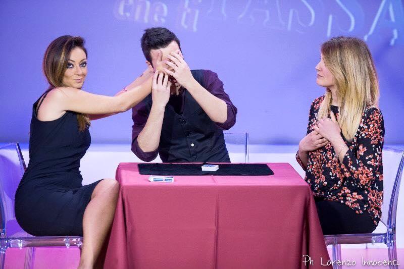 """Registrazione di una puntata di """"Balla che ti passa"""", il format televisivo di Vegastar"""