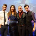 "Cast di ""Magic Talent Show"", il programma di TVL del quale Francesco Micheloni è direttore artistico"