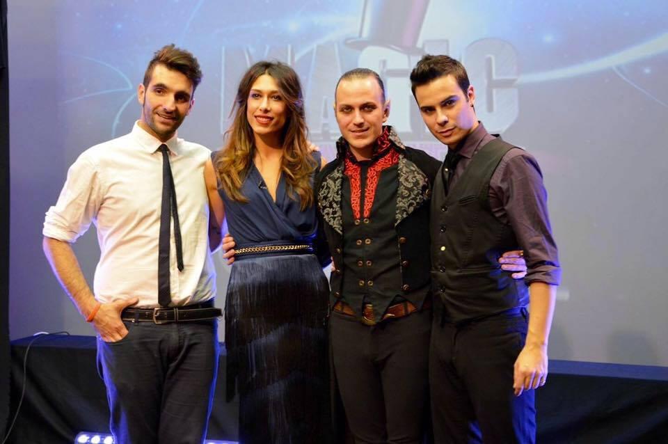 """Cast di """"Magic Talent Show"""", il programma di TVL del quale Francesco Micheloni è direttore artistico"""