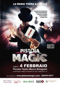 Pistoia Magic 2017