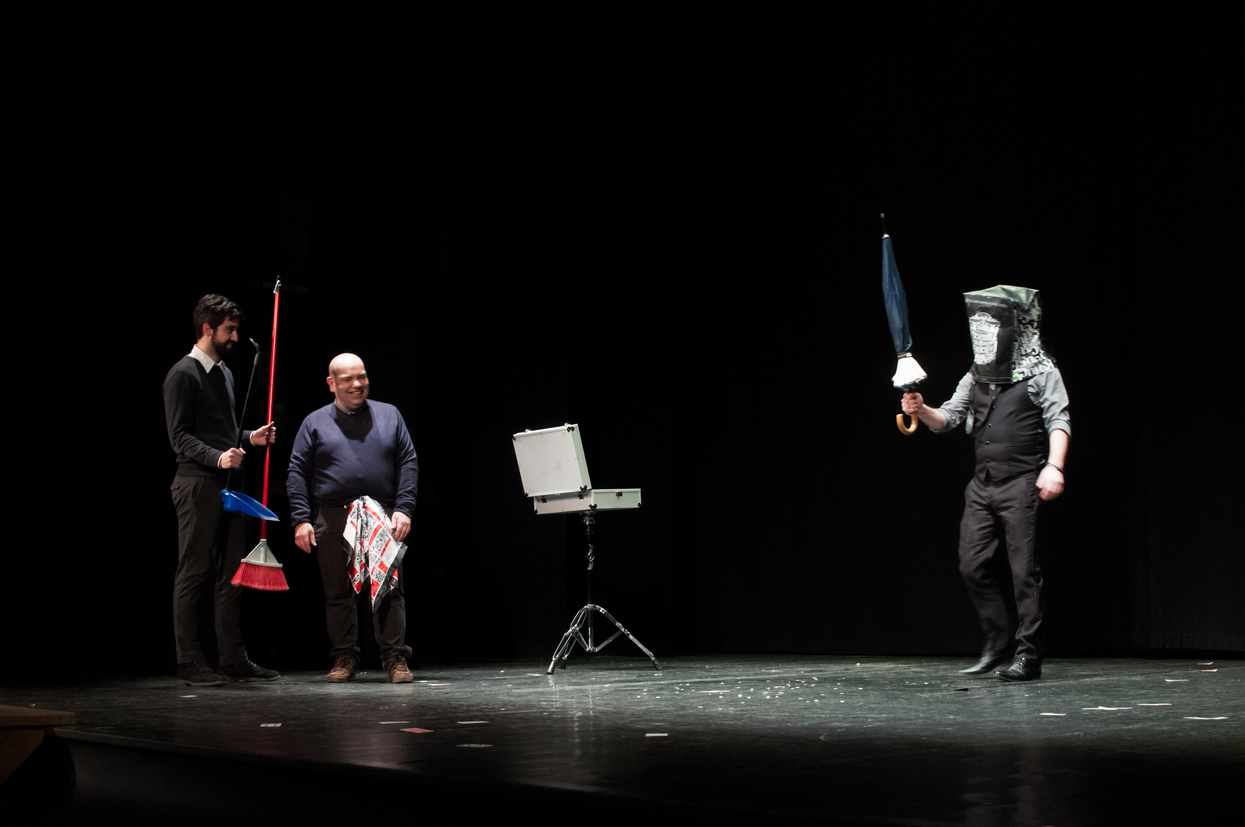 Fabio Marchegiano alla terza edizione di Pistoia Magic