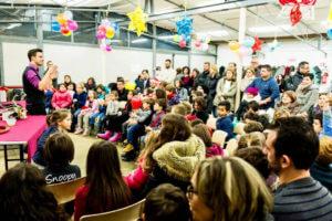Spettacolo di magia per bambini Francesco Micheloni